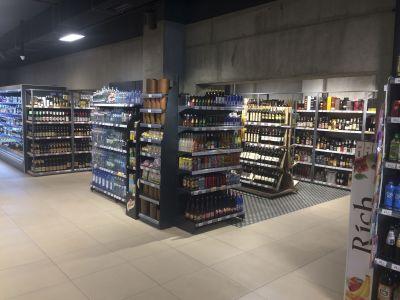 У Львові відкрився третій магазин мережі SPAR
