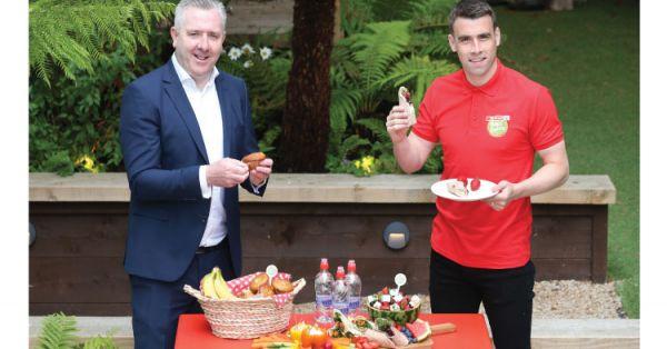 SPAR Ірландія об'єднується з капітаном національної футбольної команди для кампанії Better Choices («Кращий вибір»)