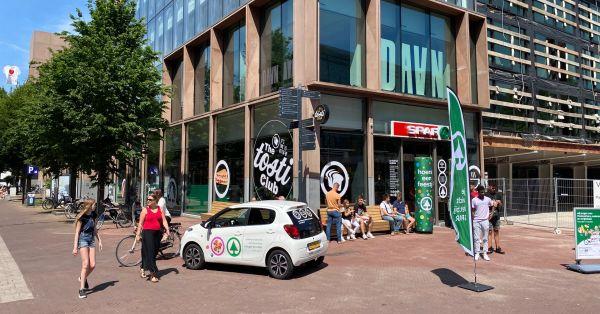 SPAR Нідерланди продовжує впровадження концепції громадського харчування The Tosti Club
