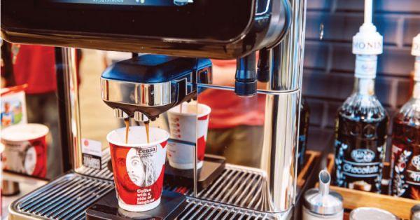 Рішення від CENSA для кав'ярень