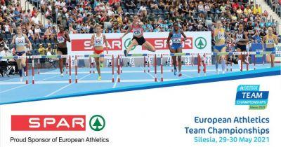 SPAR підтримує командний чемпіонат Європи з легкої атлетики