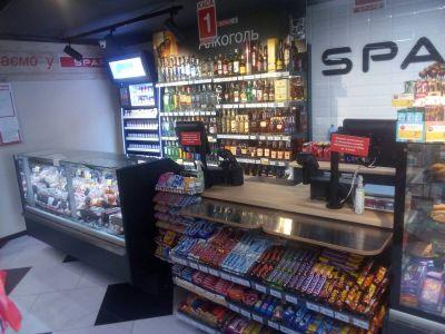 У вересні відкрився ще один SPAR Express