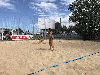 Міжнародна мережа SPAR Україна підтримала національний чемпіонат з пляжного волейболу на Світязі