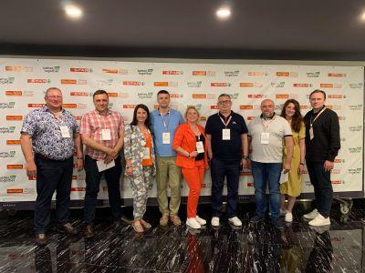У Туреччині відбулась конференція партнерів франчайзі мереж супермаркетів SPAR та Наш Край «Разом Краще»