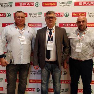 """У Батумі відбулась XV Конференція """"Разом краще"""" мереж супермаркетів SPAR і """"Наш Край"""""""