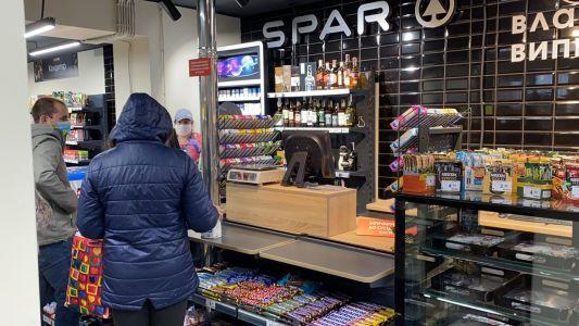 У квітні відкрились ще два SPAR Еxpress