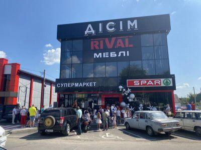 Мережа SPAR у липні відкрила три нових магазини